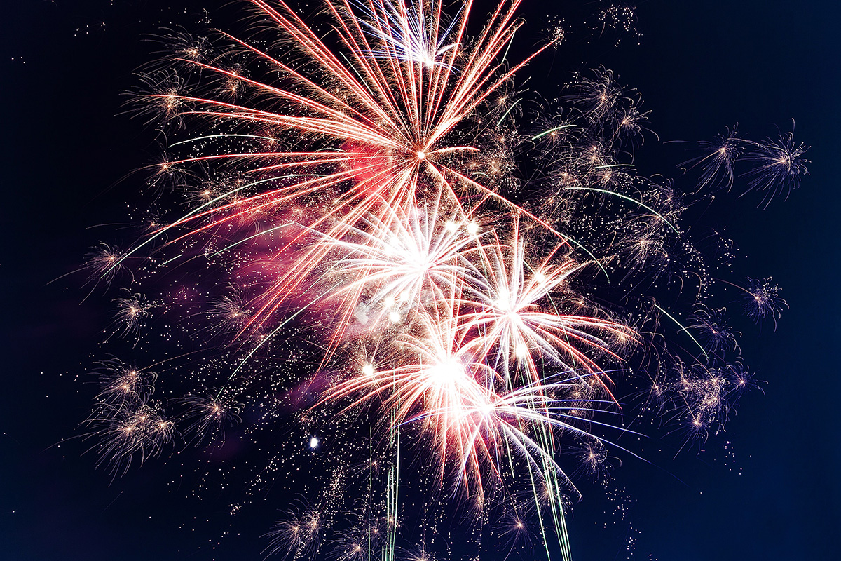 Fourth of July Fireworks - Calendar of Events - Russian River